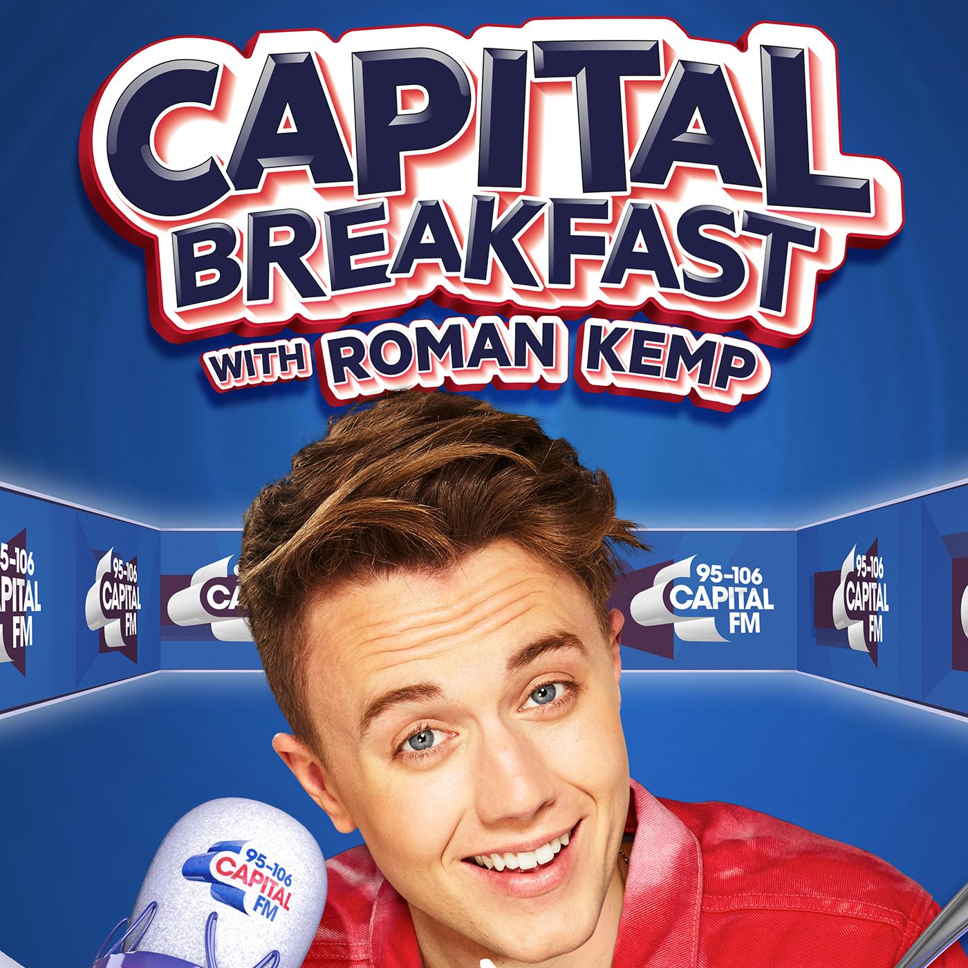Capital Breakfast with Roman Kemp: The Podcast