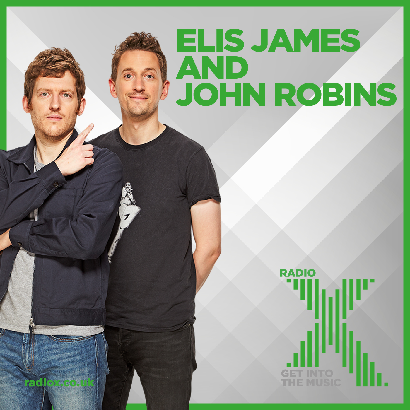 Elis James and John Robins on Radio X Podcast by Global Media &  Entertainment on Apple Podcasts
